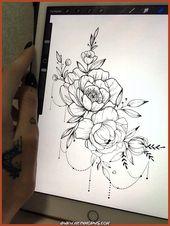 Atemberaubende Tattoos – Tattoos – #Mandala #Tattoos #Tattoos