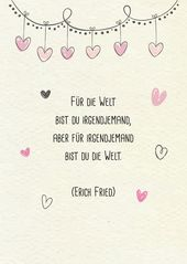 Photo of Valentinstags Sprüche » Anleitung für eine DIY-Karte | OTTO