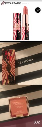 Charlotte Tilbury Sizzling Lips 2 Angel Alessandra High vendor!!! This shade is out of…