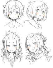 Top 25 anime girl hairstyles collection – Sensod – Create. Connect. Brand. #girl…