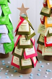 Make creative Christmas gifts yourself – 5 instructions and 50 other ideas