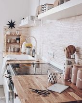 41 adorable scandinavian kitchens design ideas 20