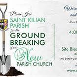 groundbreaking invitation templates