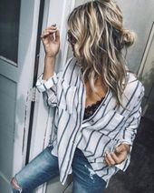 summer outfit, summer style, tenue femme, summer outfit, jean, outfit, tenue fem…