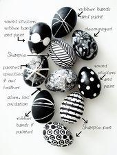 Dé development voor Pasen: zwart wit (weblog: www.jouwwoonidee….) —   tipsalud.com …
