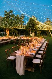 Cabo San Lucas Destination Wedding Beneath Twinkle Lights – Ruffled | Wedding Blog w/ Ideas and Tips – Winter Fashion