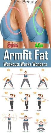 Armpit fat looks really unattractive! It's the truth; let's just keep all th… – Fitness & Sports
