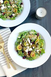 Two of a Kind | Barley Salad with Roasted Brussels Sprouts and Shallots | www.tw…   – fall recipe