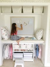 5e3371e92fb8366b4f7ab97cead419a4 - One Room Challenge Week 4: Tween Girls Bedroom — Laura Design Company