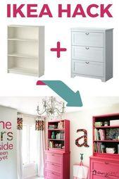 Ikea Billy Bookcase Hack: Storage & Style
