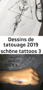 Tätowierungszeichnungen 2019 schöne tattoos 3 – Tattoos