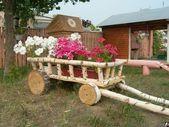 massif de fleurs d'origine – # d'origine # offlowers #parterre – Melon Photo B …   – outside decor
