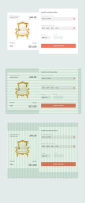 Mobile Payment Design Example, #responsive #app #design #payment #ecommerce #com…