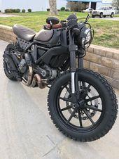 Custom Honda CB750 Caferacer Motorcycle