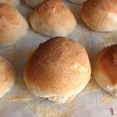 Gluten Free French Rolls