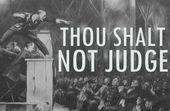 Du sollst nicht richten! von Kyle Beshears- Einer der beliebtesten, vielleicht … – Daily Devotional ~ Blogs