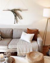 modern boho-interior #style