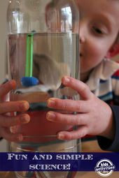Air Pressure Experiments for Kids – 2 Easy Hands-On Science Activities