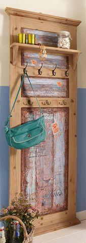 Home affaire, Garderobe »Vintage«, in zwei Farben
