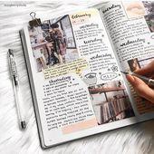 Art Journal Inspiration – Bullet Journal, Calendar, etc.