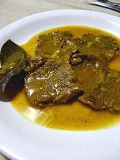 10000MANERAS: FILETES DE TERNERA EN SALSA. Salsa de ternera. Para comida o salchichas.  – Spanish food