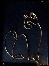 Cat (by #batikan.ozev) – ARTA SÂRMEI 20190929_180650-1 – Handgefertigter Schmuck