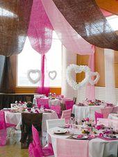 tenture pour la dcoration de votre mariage httpwwwdrageesfr - Tenture Plafond Mariage