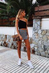 30 trendige Sommeroutfits-Ideen für Teenager-Mädchen zum Ausprobieren