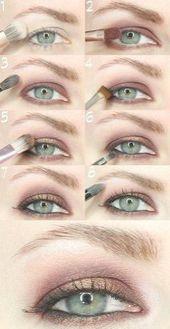 Makeup Mirror New Zealand bei Makeup Looks für Anfänger auch natürliche …   – Eye Makeup Natural