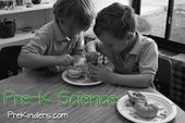 Pre-K Science Pages