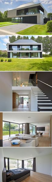 Impressively spacious and open, the living-dining and cocoon extends … – Makaron