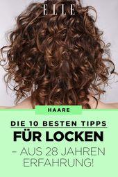 As melhores dicas para cachos que coleciono em 28 anos   – Haare: Frisuren, Schnitte & Farben