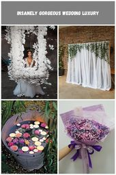 Insanely Gorgeous Wedding Luxury Hochzeitsblumen Insanely Gorgeous Wedding Luxur…