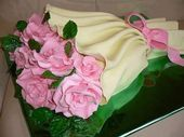 Pretty Flowers on – Cake ideas