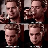 Jace is basically a walking meme during the entire…
