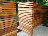 Wooden fence designs – beautiful exterior solutions   – Haus H.