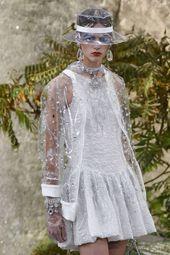 Chanel, Printemps/été 2018, Paris, Womenswear
