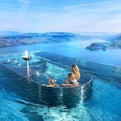 Buergenstock Resort, Lucerne, Switzerland – #Buerg…