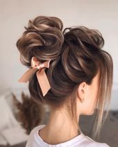 Gorgeous Hairstyles Tutorial For Long Hair@hairtutnet from Instagram