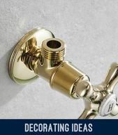 Faucet Replacement Parts 1 2 Quot X 1 2 Quot Gold Brass Angle Stop Valve Filling For Faucet And Toilet Triangle In 2020 Faucet Replacement Faucet Faucet Accessories