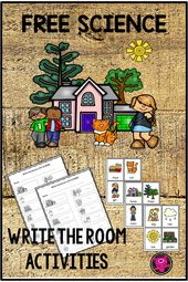 Write the Room  #freebie