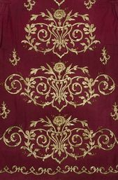 Details of a Ottoman Turkish Wedding Dress Early t…