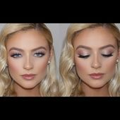 Braut Make-up Inspiration: Hochzeits Make-up, #braut #hochzeits #inspiration
