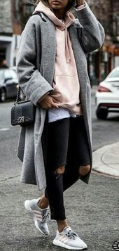 16 trendige Herbst Street Style Outfits für 2018 , #herbst #outfits #street #s