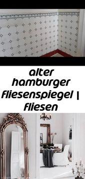 Alter hamburger fliesenspiegel | fliesen fliesenspiegel spiegel | von ann-kathrin 1