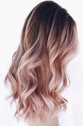 Ombre Hair Looks That Diversify Common Brown And Blonde Ombre Hair – Hair tutorial