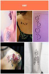 Tattoo Sunflower Collar Bone Small 35 Ideas –  – #smalltattoos tattoo ideas collar bone