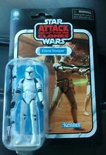 Star Wars 3.75 Vintage Collection-Attack of the clones-Clone Trooper VC45