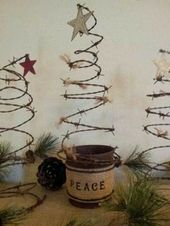 Prime Rustic Christmas Decorations – Christmas Celebration – All about Christmas