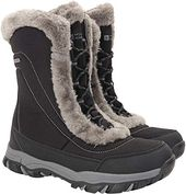 Buy Mountain Warehouse Ohio Womens Winter Snow Boots – Ladies Warm Shoes online – Onlineshoppingoffers